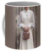 Beaded Handbag Coffee Mug by Joana Kruse