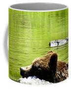 Bearly Swim Coffee Mug