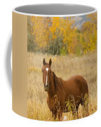 Beautiful Chestnut Horse Coffee Mug