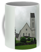 Beautiful Church In The Swiss City Of Lucerne Coffee Mug