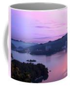 Beautiful Dawn At Sun Moon Lake Coffee Mug