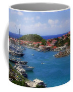 Beautiful Gustavia Coffee Mug