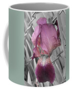 beautiful Iris Coffee Mug