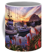 Beautiful Morro Bay Coffee Mug