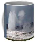 Beautiful Old Faithful Coffee Mug