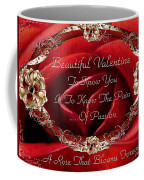 Beautiful Valentine Coffee Mug