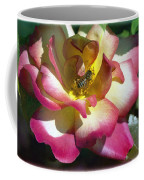 Beauty And The Bee Coffee Mug