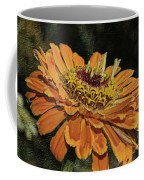 Beauty In Orange Petals Coffee Mug