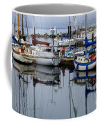 Beauty Of Boats Coffee Mug