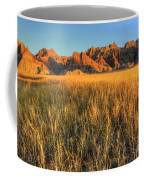 Beauty Of The Badlands Coffee Mug