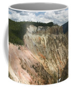 Beauty Of The Grand Canyon In Yellowstone Coffee Mug