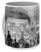 Beaux Arts Ball, 1861 Coffee Mug