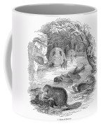 Beavers Coffee Mug