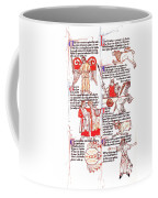 Bedes Constellations Coffee Mug by Science Source