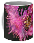 Bee On Lollypop Blossom Coffee Mug
