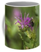 Beebalm Coffee Mug