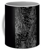Beech Tree Digital Art Coffee Mug
