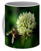 Beeflower2 Coffee Mug