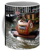 Beer Boat Coffee Mug