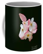 Begonia Flower Gems Coffee Mug