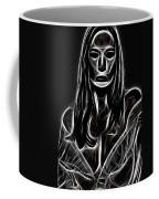 Behind A Mask Coffee Mug
