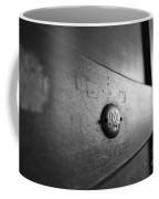 Behind Door No. 329 Coffee Mug