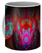 Behind The Eyes 3  Coffee Mug