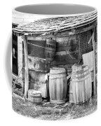 Behind The Hetchler House Coffee Mug
