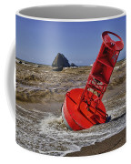 Bell Buoy Coffee Mug by Garry Gay