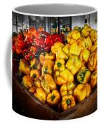 Bell Peppers Coffee Mug by Robert Bales