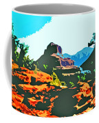 Bell Rock Sedona Arizona Coffee Mug