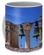 Bells Of Santorini Greece Coffee Mug