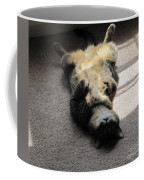 Belly Up Coffee Mug