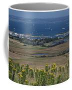 Bembridge Harbour And The Solent Coffee Mug
