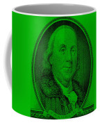 Ben Franklin Ingreen Coffee Mug