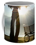 Bench And A Tree Coffee Mug
