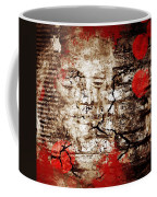 Beneath Faiths Wall Coffee Mug