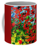 Beneath The Autumn Tree Coffee Mug