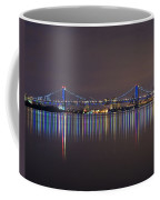 Benjamin Franklin Bridge Coffee Mug