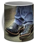 Bennys Boots Coffee Mug