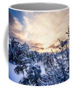 Bergen Winter Coffee Mug