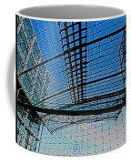 Berlin Central Station ...  Coffee Mug by Juergen Weiss
