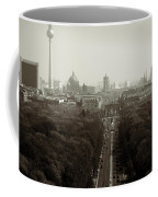 Berlin From The Victory Column Coffee Mug