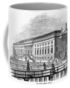 Berlin: Opera House, 1843 Coffee Mug