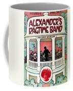 Berlin: Ragtime Band, 1911 Coffee Mug