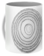 Bermuda Onion Spiral Bw Coffee Mug