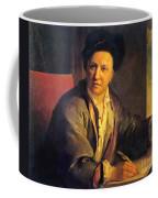 Bernard Le Bovier De Fontenelle, French Coffee Mug by Science Source