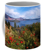 Berries By The Lake Coffee Mug
