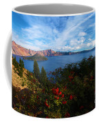 Berries On The Crater Coffee Mug