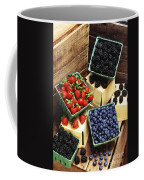 Berries Coffee Mug by Photo Researchers